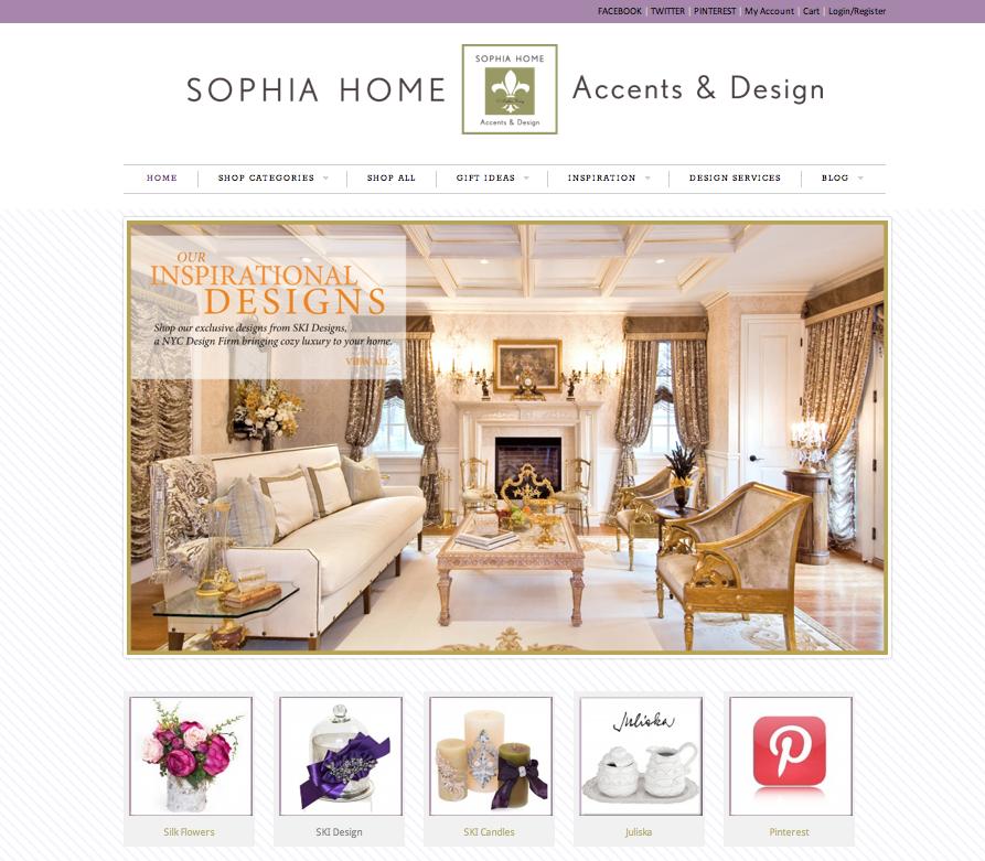 Sophiakhome.com - Web Pic - 1